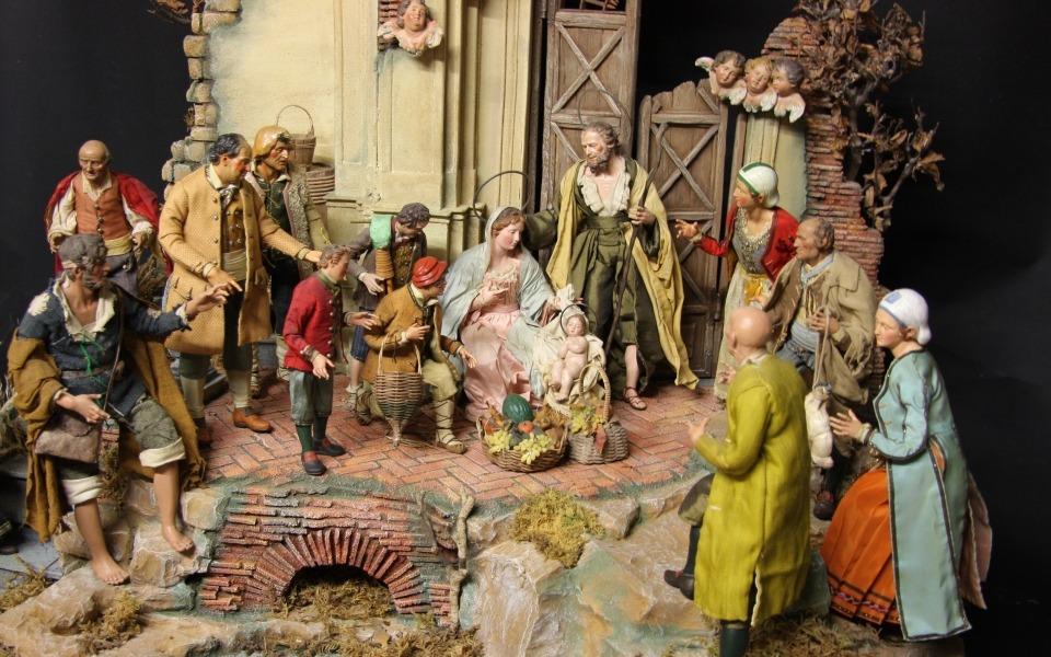 Santons et crèches de Noël  - Page 4 Presepe_napoletano_sorrento_-_neapolitan_crib_sorrento_1448532136