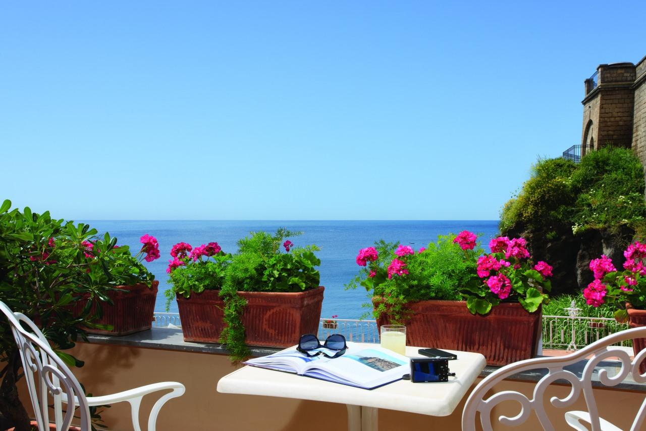 Hotel Corallo Sorrento Beach