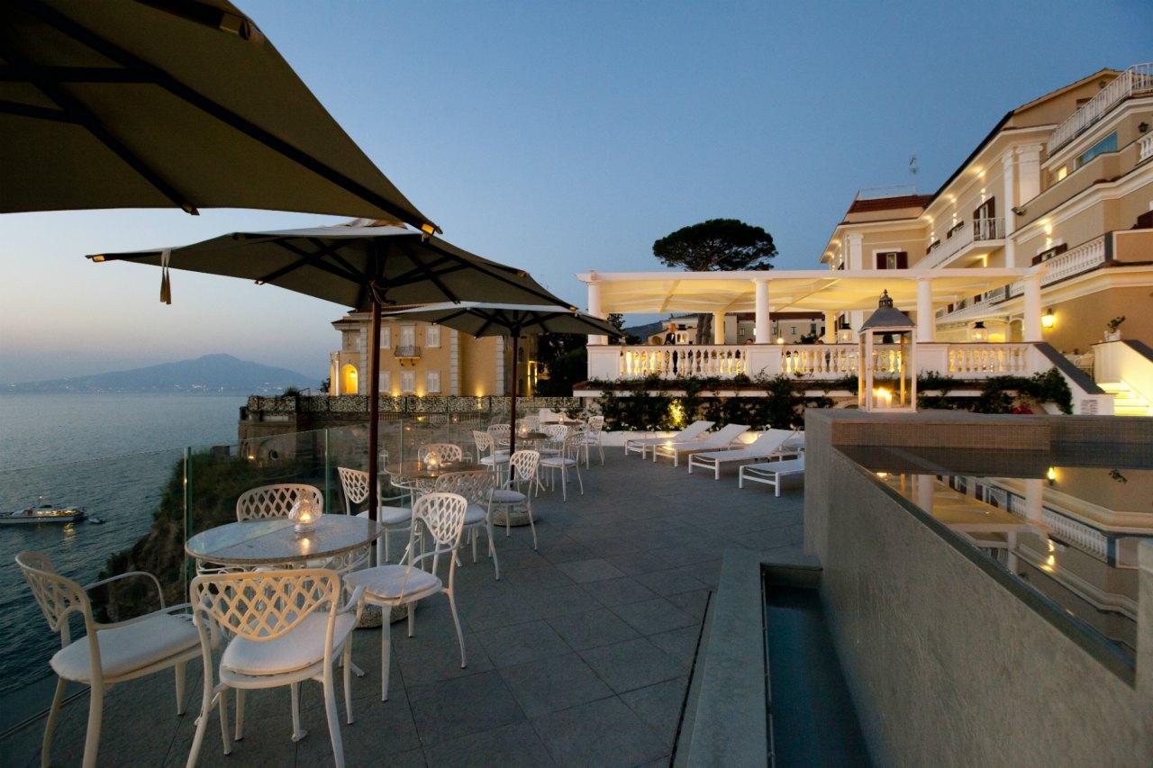 Hotel Sorrento Vista Mare