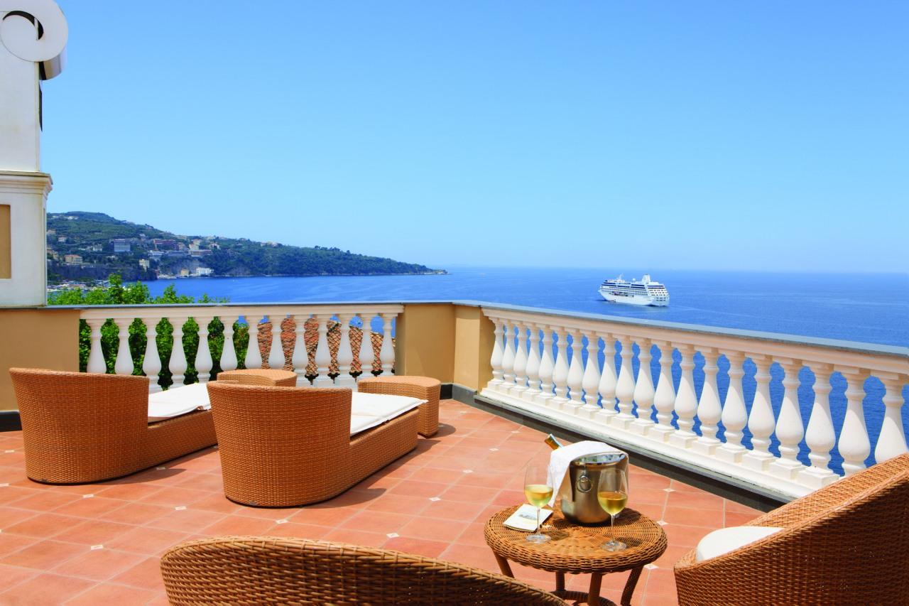 Meerseite Hotels in Küste von Sorrento - Hotel Corallo Sorrento - Camere