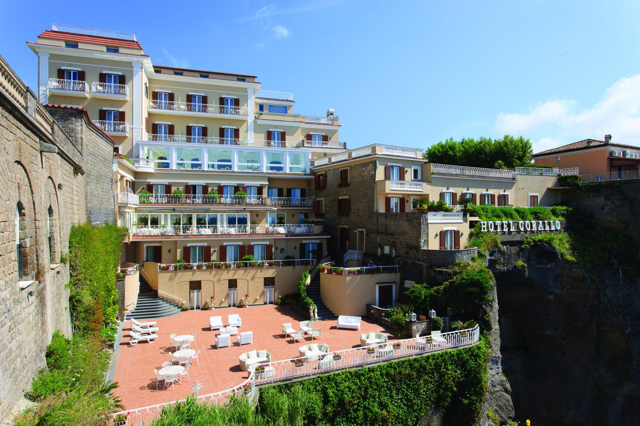Hotel Corallo Sorrento Sant Agnello Na